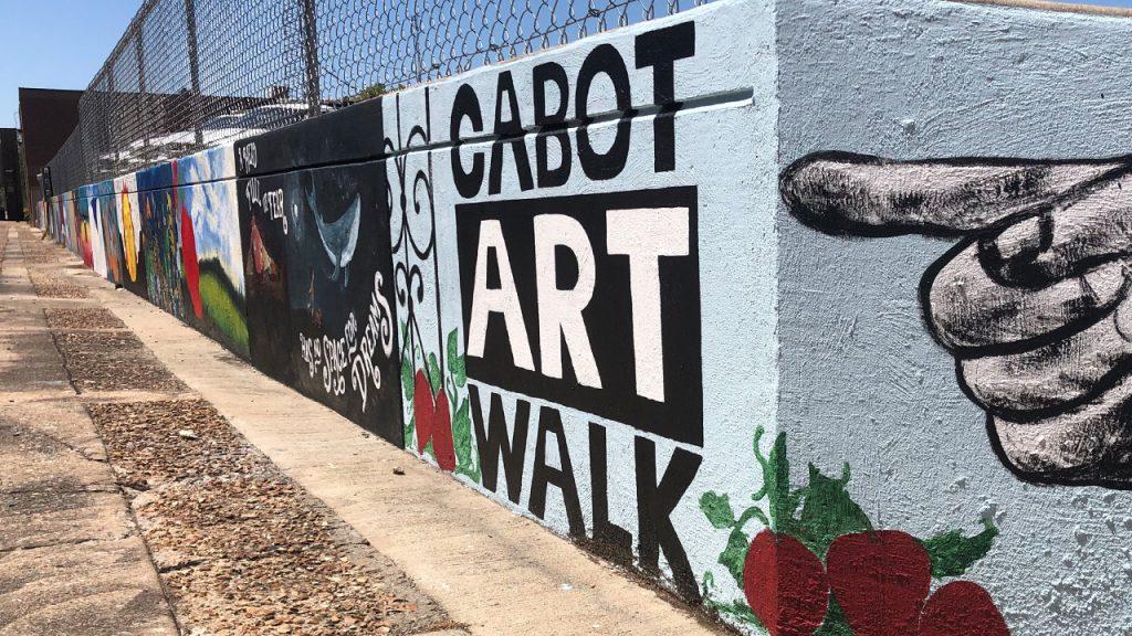 Cabot Art Walk